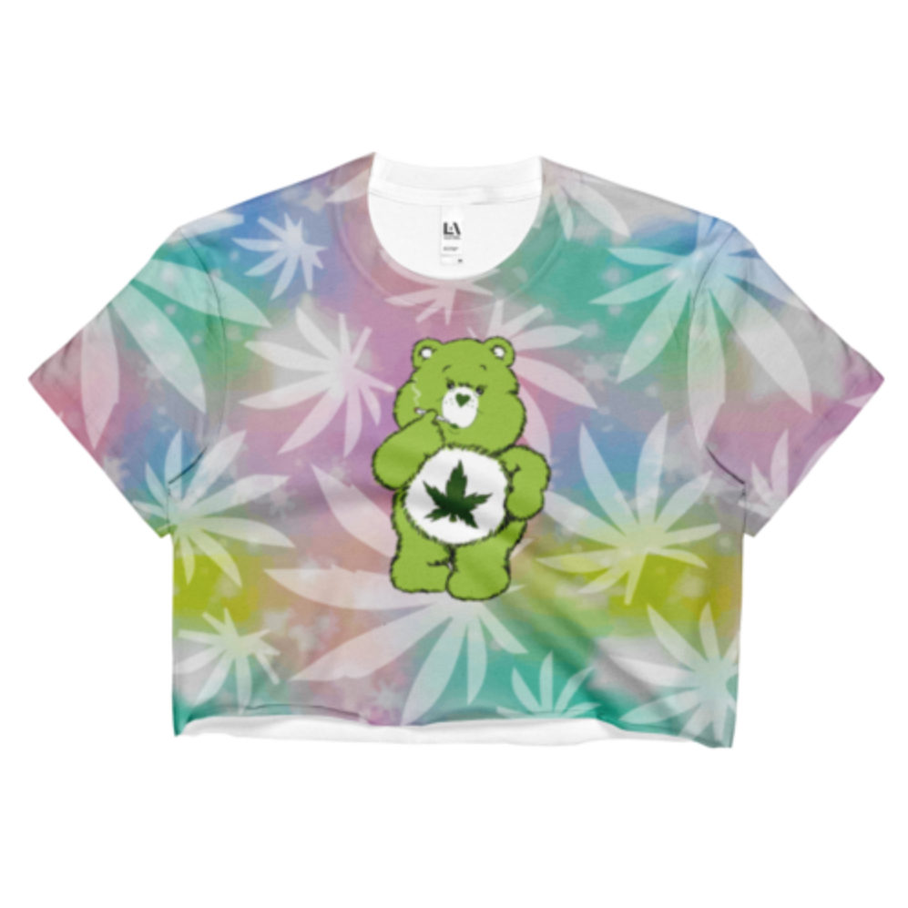 CANNABEAR CROP _FRONT