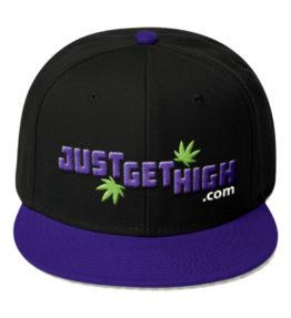JGH_hat black and purple