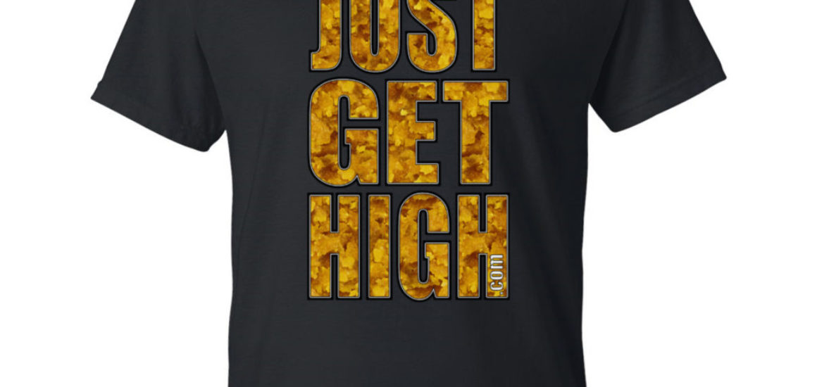 black_leaf just get high shirt_DABS