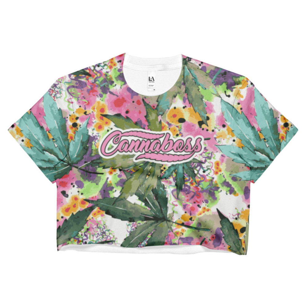 just get high_sublimation crop top_watercolor