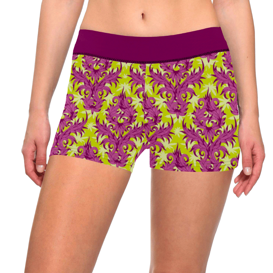 blaze_legging shorts_just get high_front