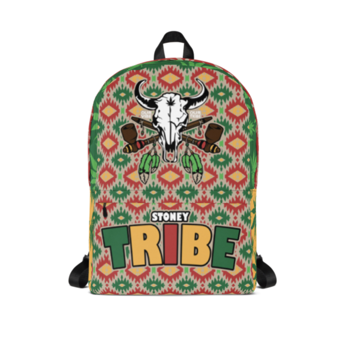 just get high_backpack_stoney tribe_longhorn_front