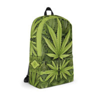 BACKPACK: VINTAGE LEAF