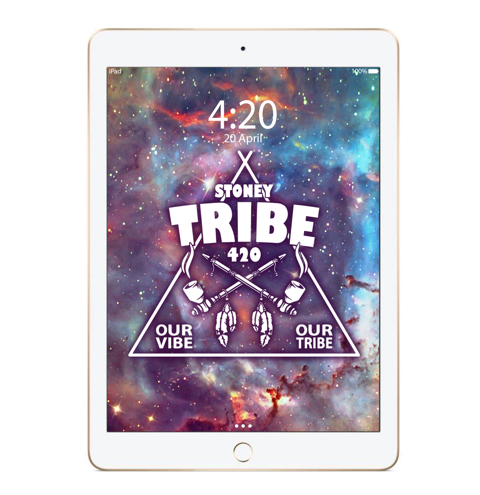 just get high_ipad_stoney tribe quest_mockup