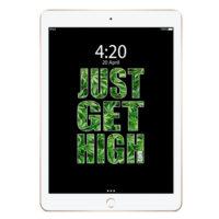 iPAD SCREENSAVER: JUST GET HIGH™