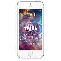 iPHONE SCREENSAVER: STONEY TRIBE