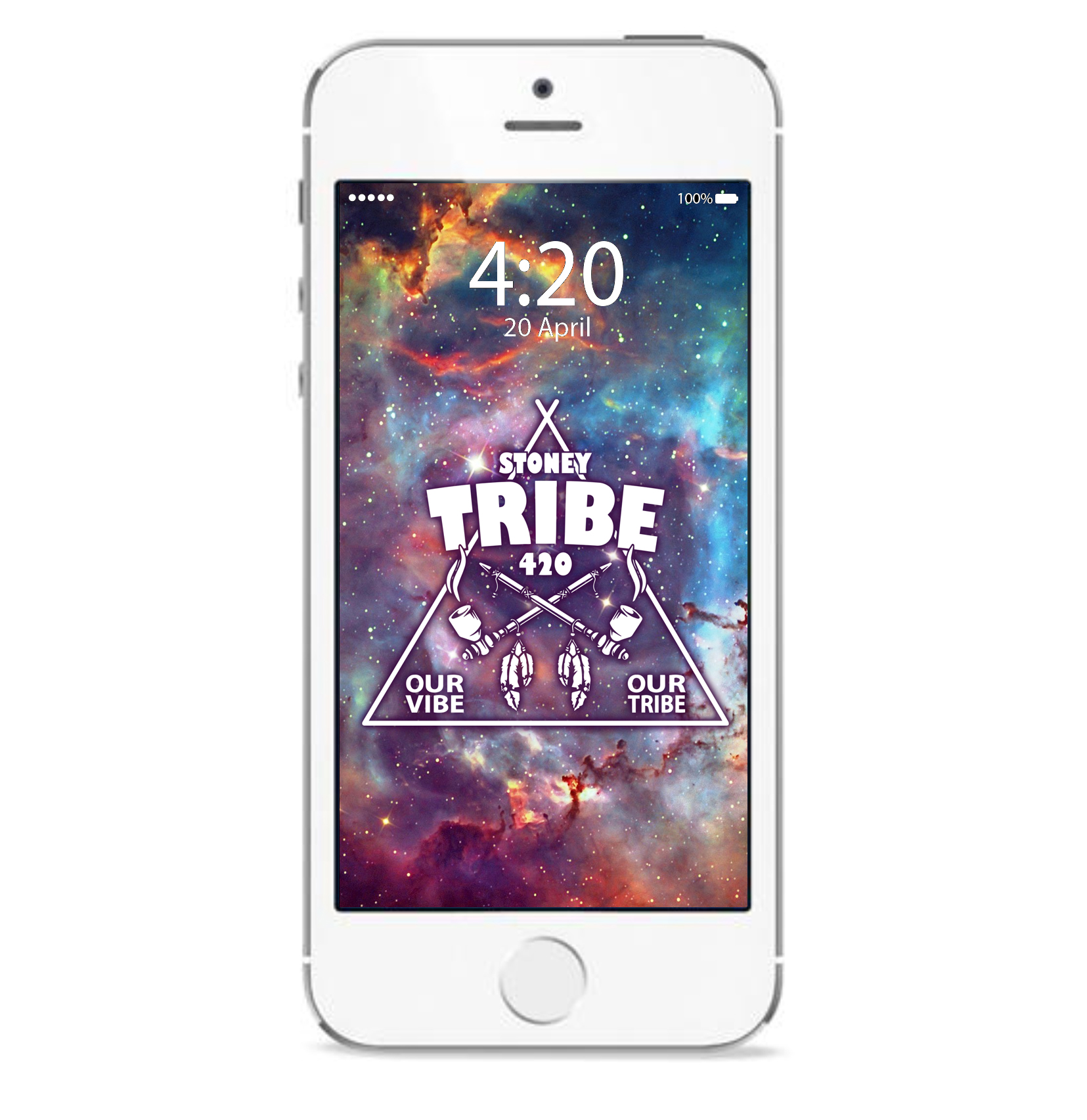 just get high_iphone_stoney tribe quest_mockup