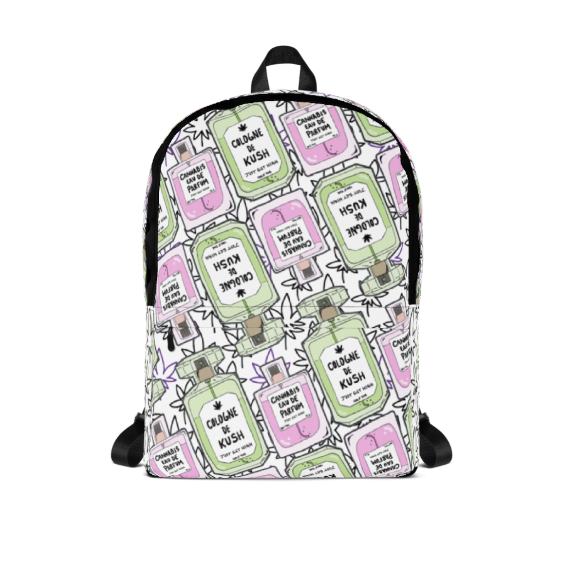 just get high_backpack_bottles_front