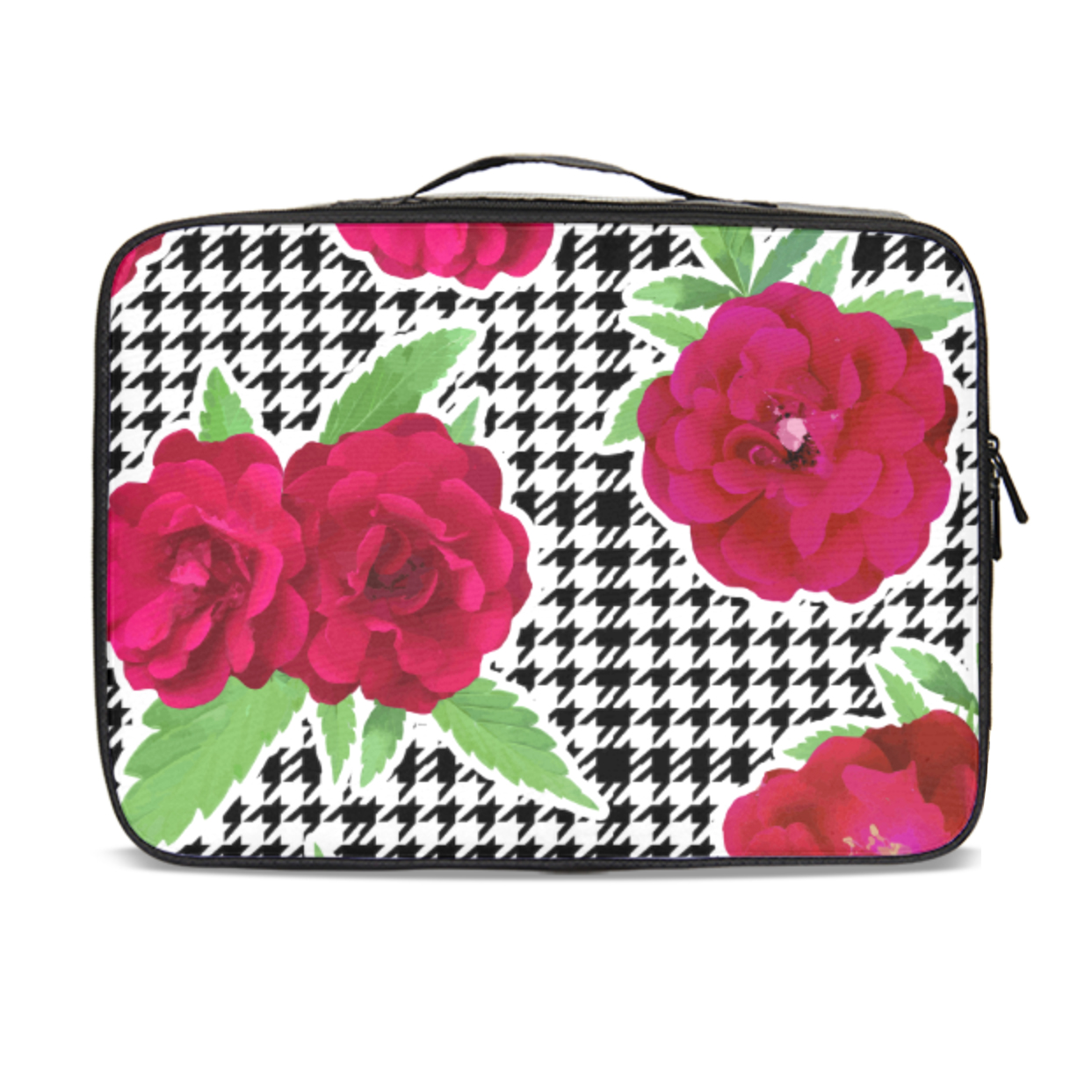 just get high_travel case_roses