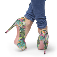 HIGH HEELS: WATERCOLORS BY KWN