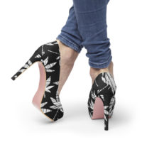 HIGH HEELS: BACK TO BASICS BY KWN