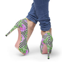 HIGH HEELS: TERPS AND CHECKERS