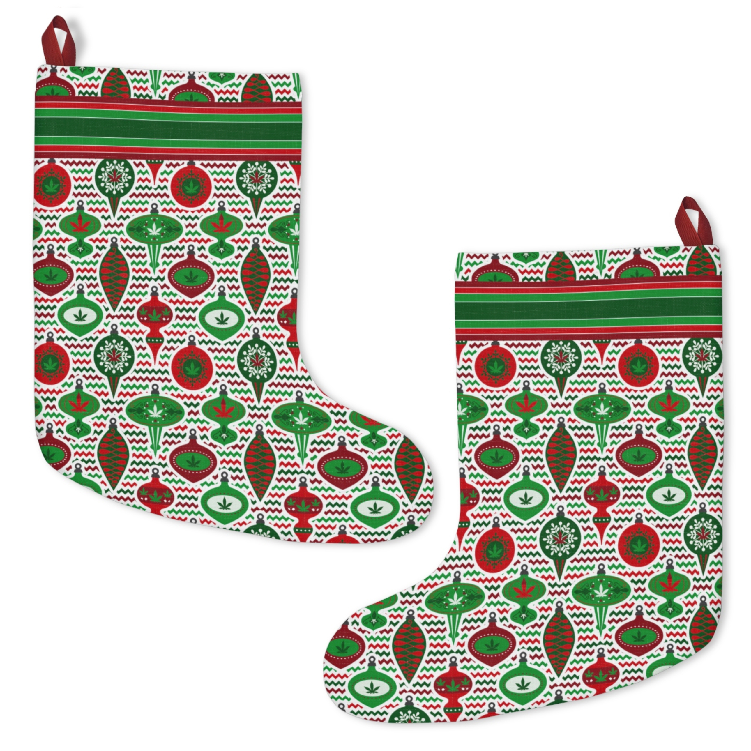 just get high_ornaments stocking