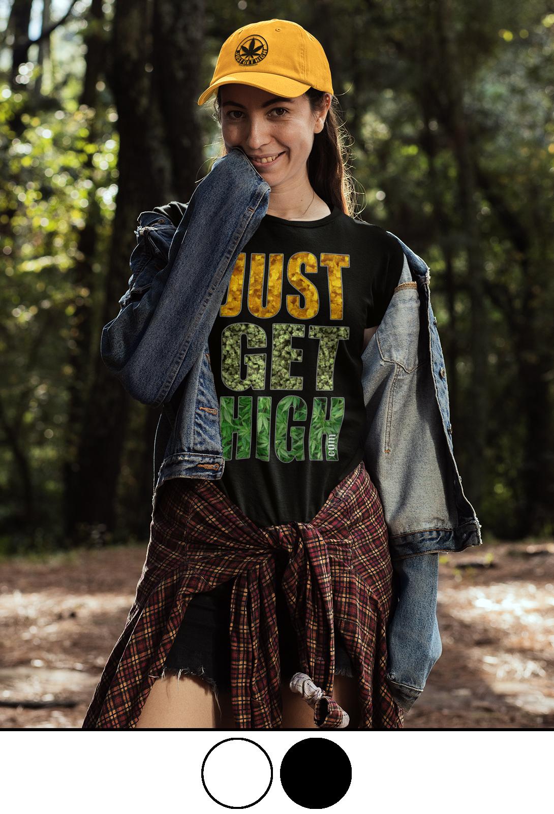 dab nug leaf_just get high_model