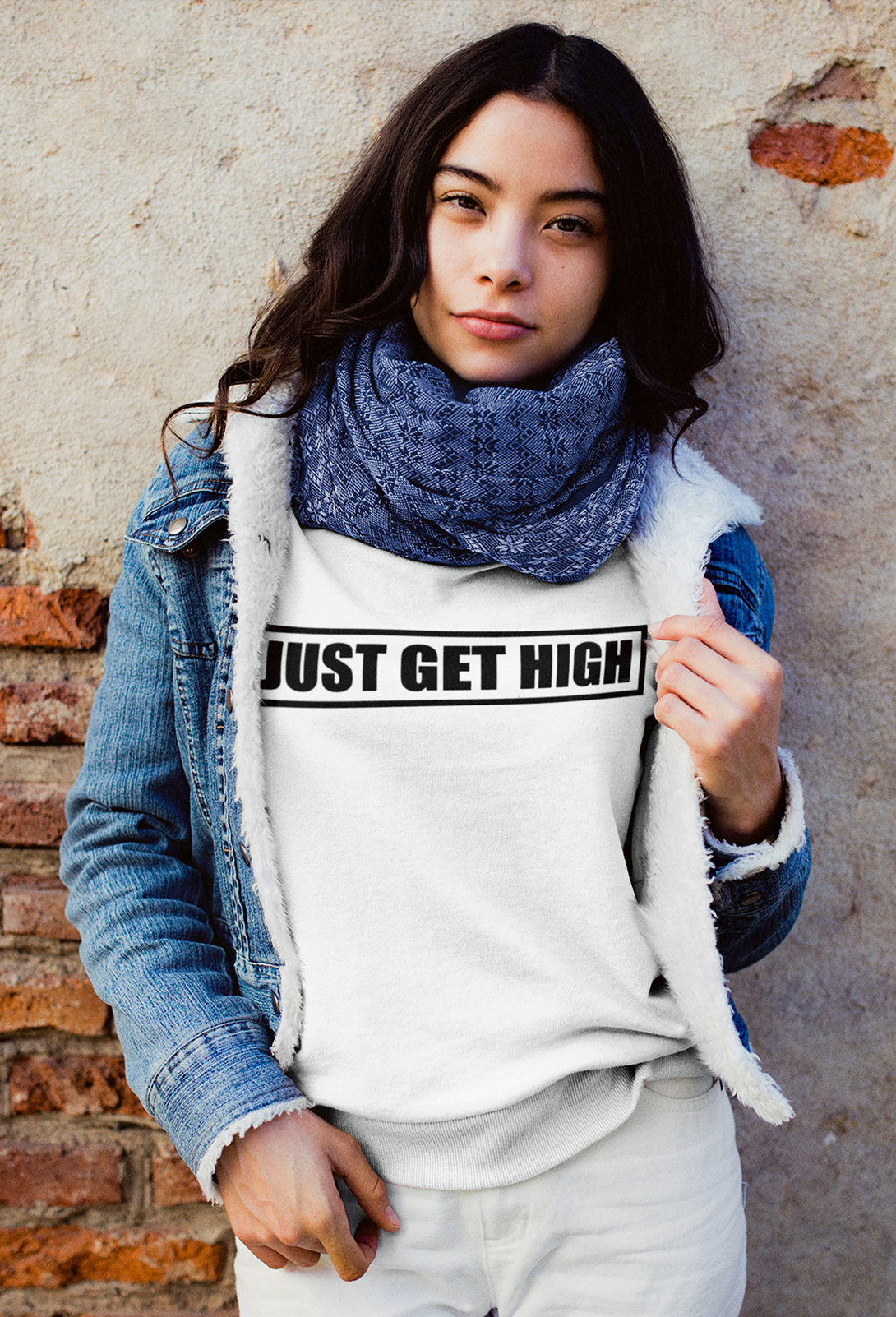 just get high_bar_crew sweatshirt