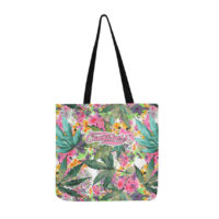 OXFORD TOTE: WATERCOLOR CANNABOSS