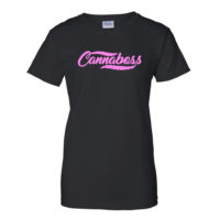 BOYFRIEND SHIRT: CANNABOSS SWISH
