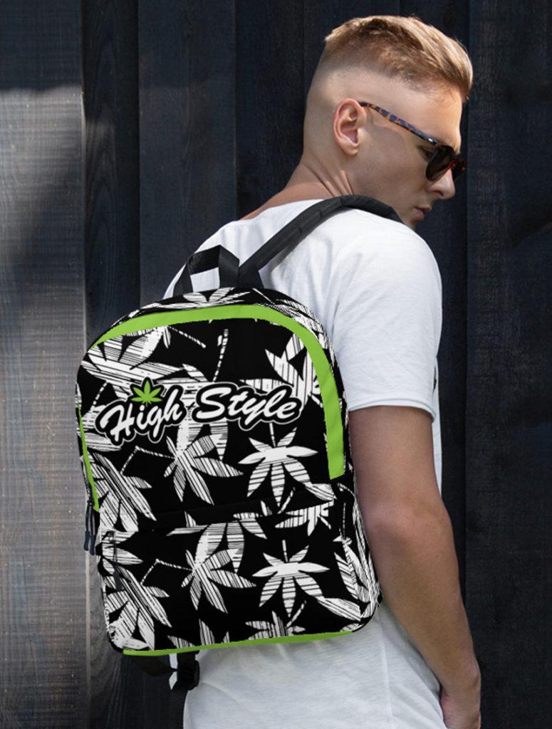 just get high_backpack_model_BLACKLEAF STENCIL
