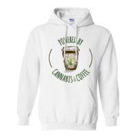 HOODIE: CANNABIS & COFFEE