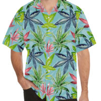 HAWAIIAN SHIRT: TROPICAL HAZE