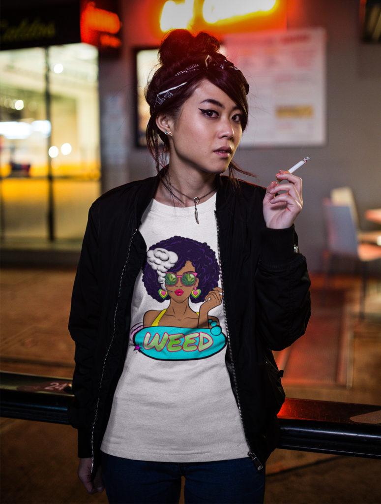 just get high_shirt_pop art 2a