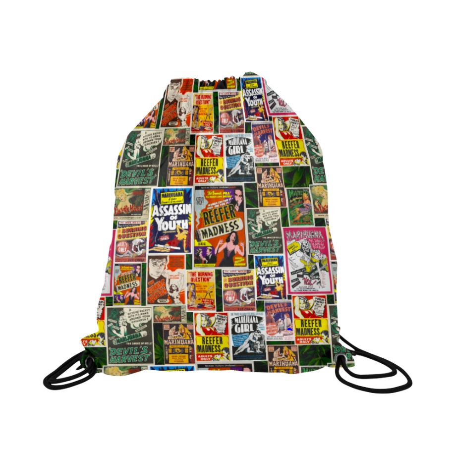 reefer_just get high_drawstring backpack_front