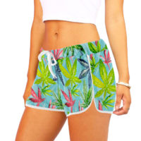 CASUAL SHORTS: TROPICAL HAZE