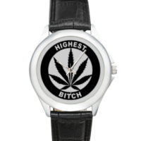 WATER RESISTANT CLASSIC WATCH: HIGHEST BITCH