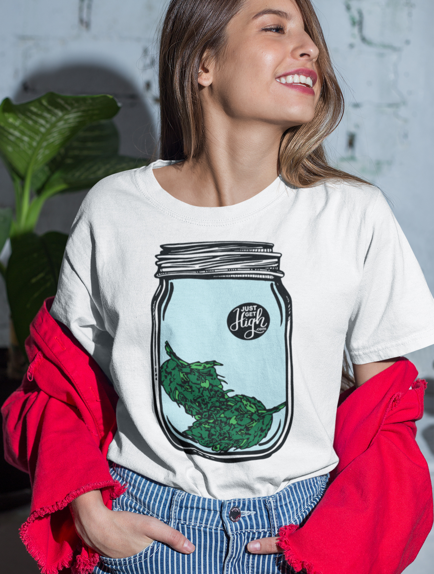 just get high_shirt_mason jar