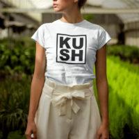 FITTED SHIRT: KUSH