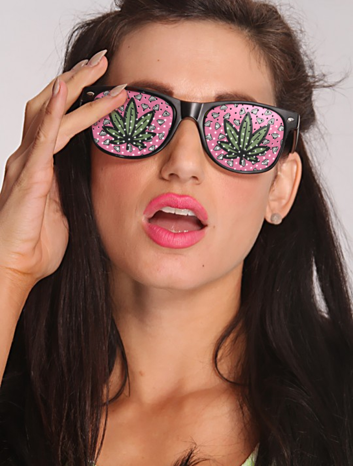 just get high_dope and diamonds_sunglasses