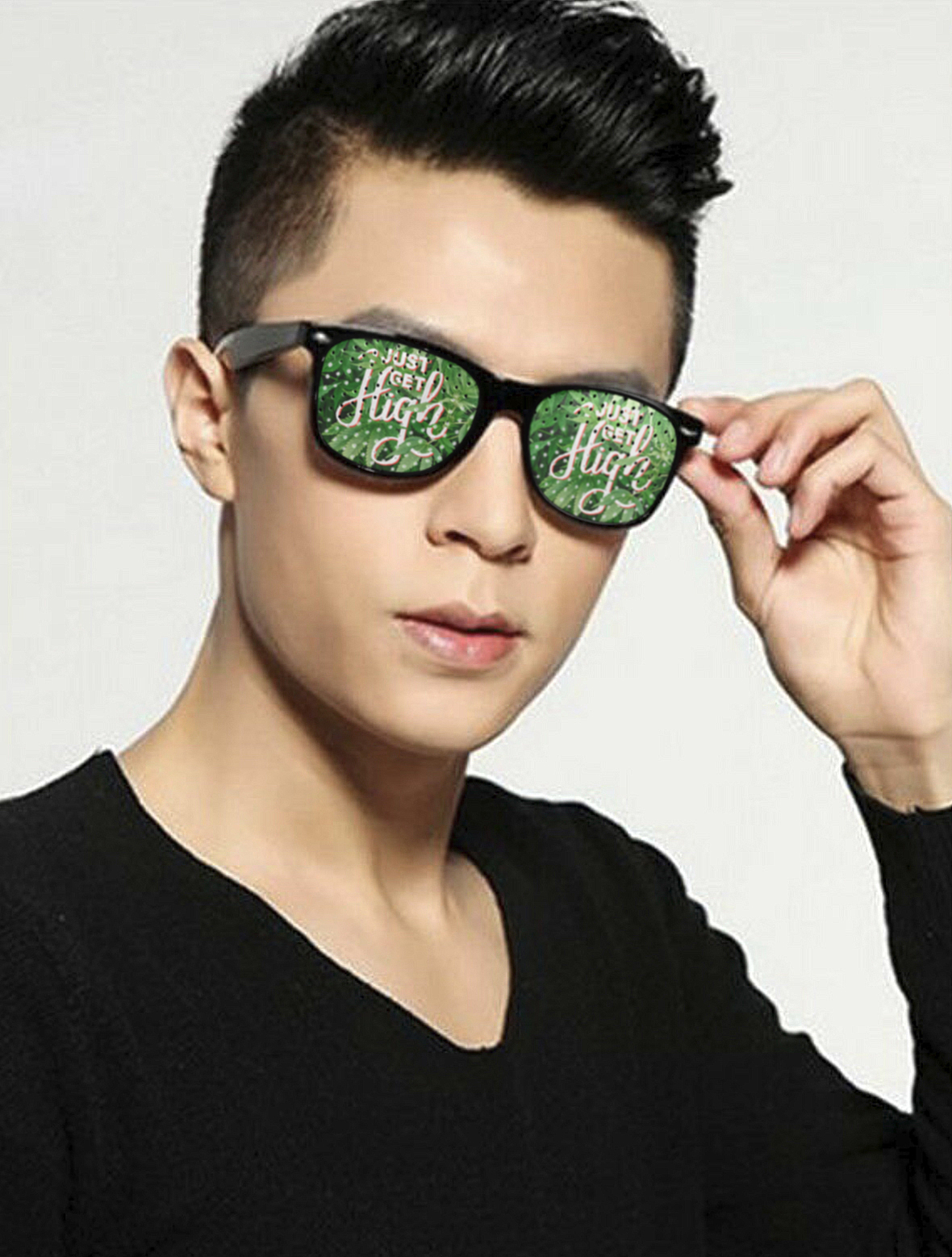 just get high_jgh logo_sunglasses