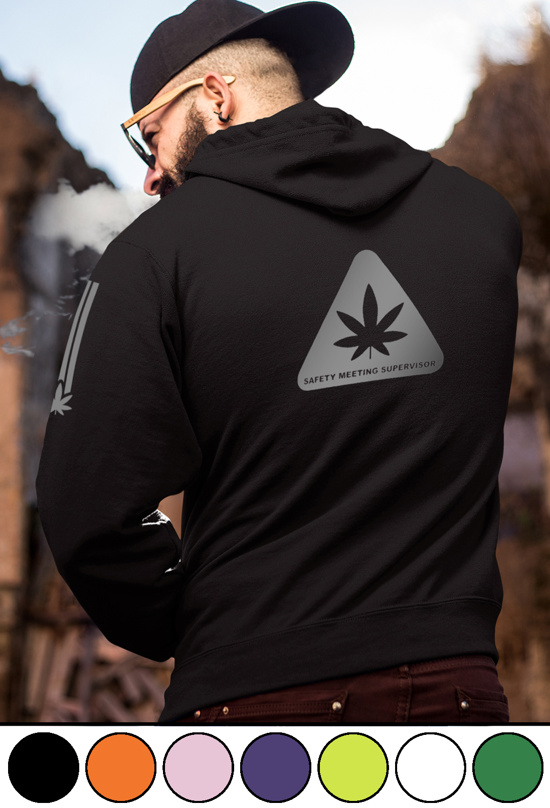 just get high_safety meeting supervisor_hoodie_color options