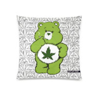XL THROW PILLOW: BEAR CANNABEARS