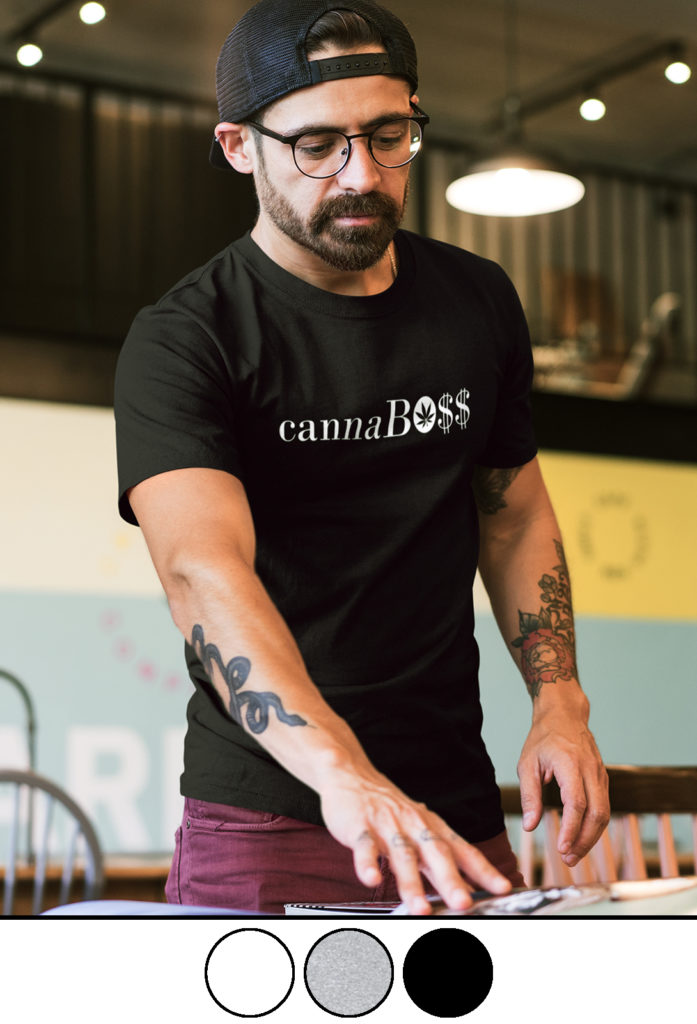 just get high_cannaboss_shirt_dtg_white_colors
