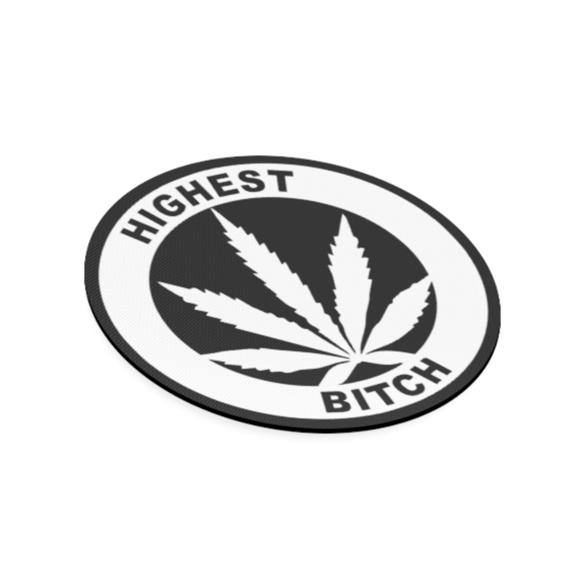 just get high_coaster_Highest bitch_logo