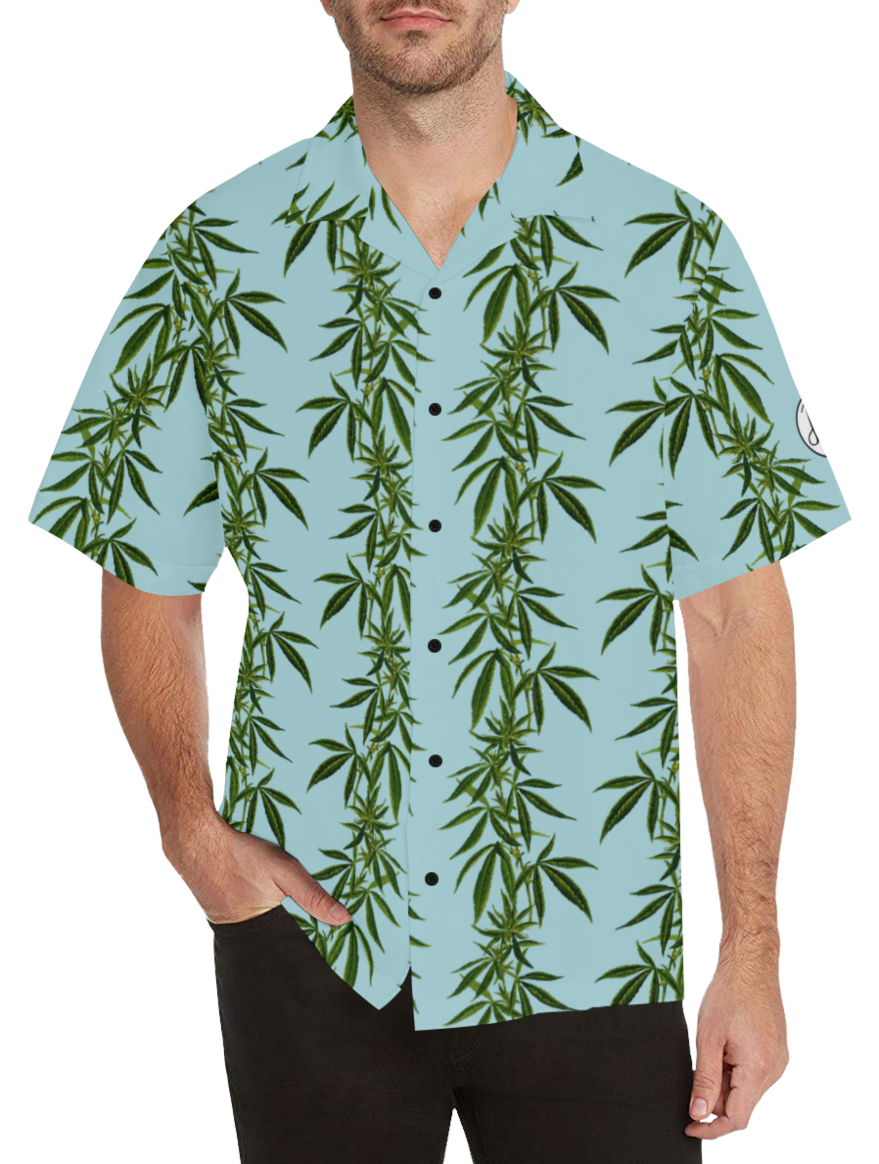 just get high_hawaiian shirt_grow together