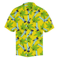 HAWAIIAN SHIRT: WILD WEED