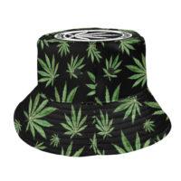 BUCKET HAT: HIGHEST BITCH • PAINTED LADIES