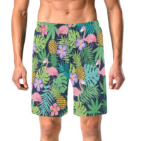 SWIM TRUNKS: PINEAPPLE EXPRESS