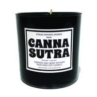 TERPENE HEMP CANDLE: CANNA SUTRA