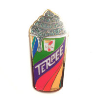 HAT PIN: LET'S GET TERPEE • SPACE QUEEN