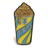 HAT PIN: LET'S GET TERPEE • LEMON HAZE