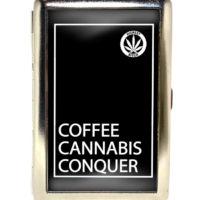 SMOKING CASE: HIGHEST BITCH • COFFEE CANNABIS CONQUER