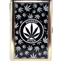 SMOKING CASE: HIGHEST BITCH • LOGO