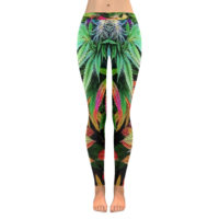 LEGGINGS: RAINBOW KUSH
