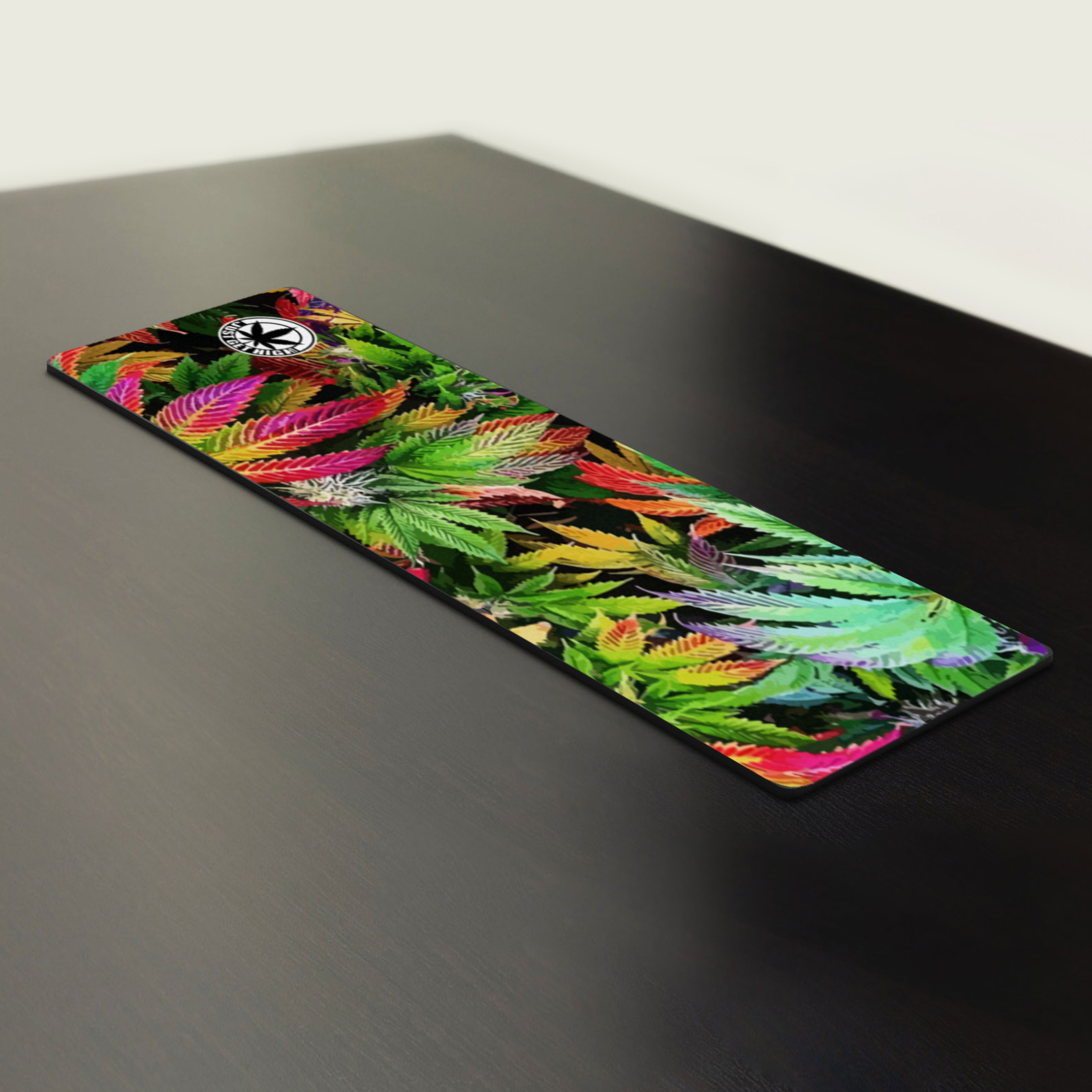 pad_mat_just get high_rainbow kush_table