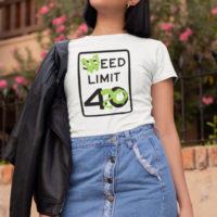 BOYFRIEND SHIRT: WEED LIMIT
