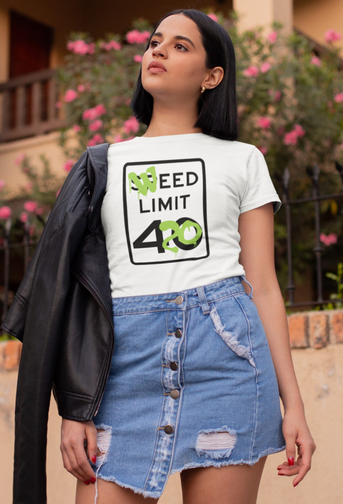 just get high_unisex shirt_weed limit 420
