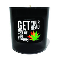 TERPENE HEMP CANDLE: GET YOUR HEAD OUT OF THE CLOUDS